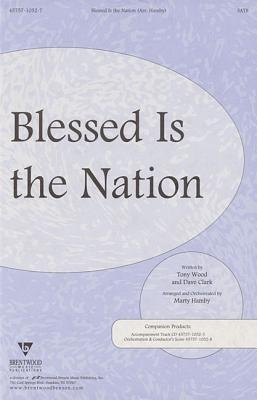 Blessed Is the Nation: Satb: Anthem