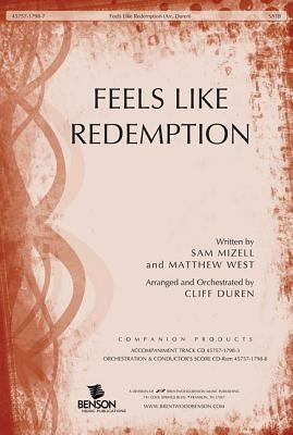 Feels Like Redemption Orchestra Parts & Conductor's Score CDROM