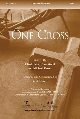 One Cross Orchestra Parts & Conductor's Score CDROM