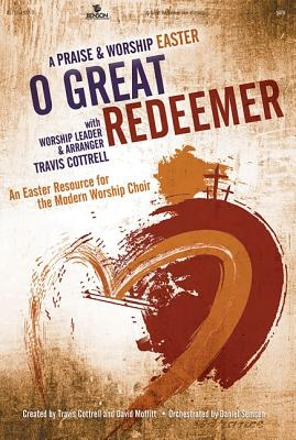 O Great Redeemer Orchestra Parts & Conductor's Score CDROM