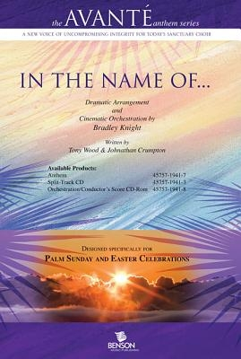 In the Name Of...Orchestra Parts & Conductor's Score CDROM (Avante)