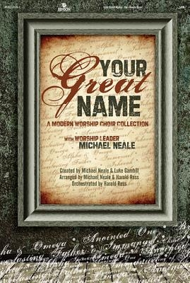 Your Great Name Tenor Rehearsal Track CD