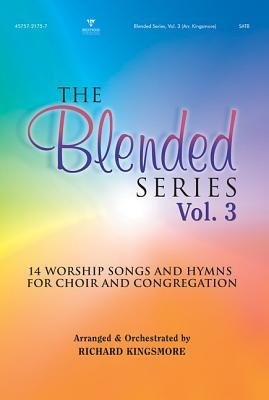 The Blended Series Volume 3 Orchestra Parts & Conductor's Score CDROM