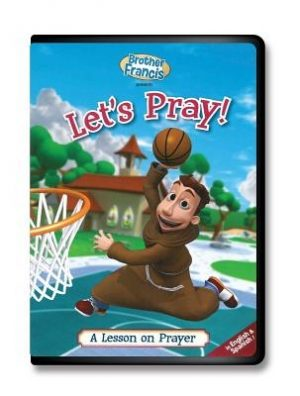 Brother Francis DVD: Ep 1 Let's Pray
