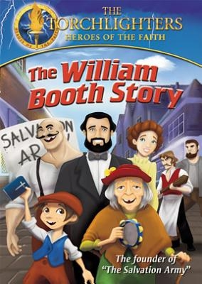 Torchlighters DVD - Ep. 09: The William Booth Story