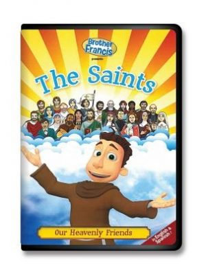 Brother Francis DVD: Ep 8 the Saints