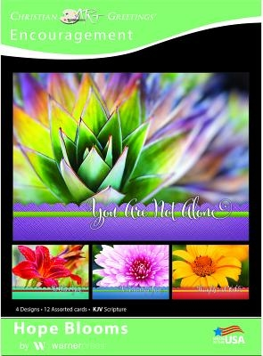 Boxed Card - Encouragement: Hope Blooms