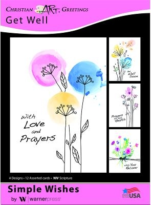 Boxed Card - Get Well: Simple Wishes