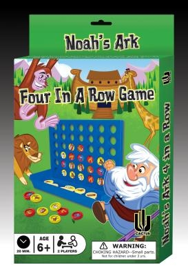 Noah's Ark 4 in a Row Game