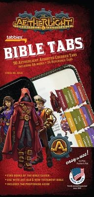 Aetherlight Bible Indexing Tab: Aetherlight Bible Tabs
