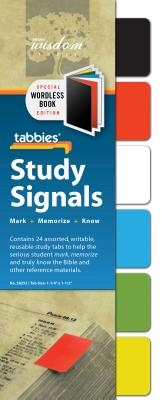 Tabbies Study Signals - Wordle: Study Signals Wordless Book Edition