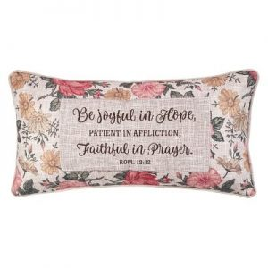 Pillows Be Joyful