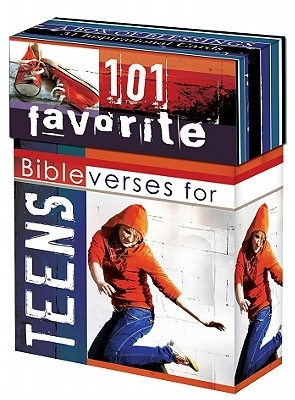 101 Favorite Bible Verses for Teens Cards