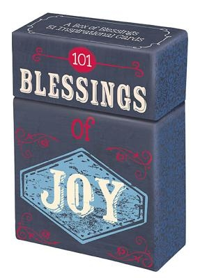 101 Blessings of Joy - Cards