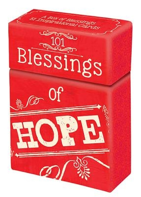 101 Blessings of Hope - Cards