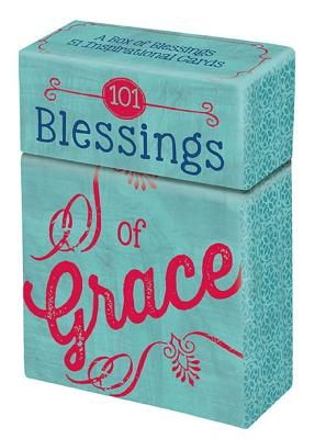 101 Blessings of Grace - Cards