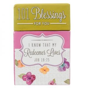 Redeemer Lives - Box of Blessi