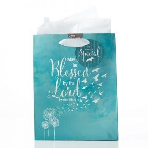 Gift Bag Medium May You Be Blessed