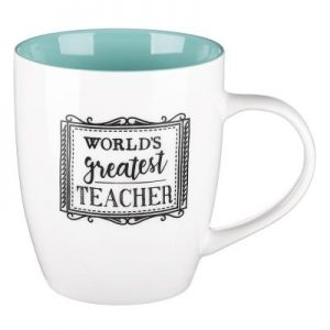 Mug Worlds Greatest Teacher