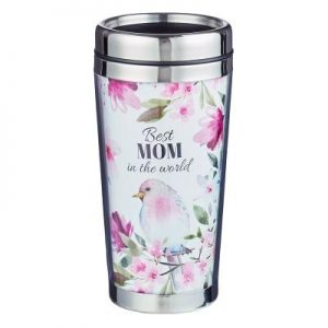 Best Mom Polymer & Stainless Steel Mug