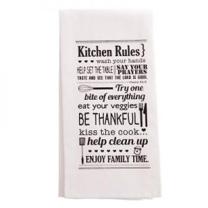 Towel Kitchen Rules