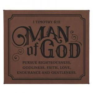 Wall Plaque Man of God