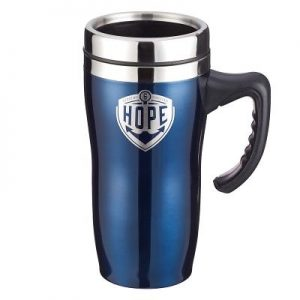 Travel Mug Stainless Steel Hope