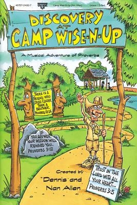 Discovery at Camp Wise-N-Up Listening CD