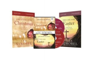 The Case for Christmas/The Case for Easter Study Guides with DVD
