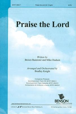 Praise the Lord- Orchestra Parts & Conductor's Score
