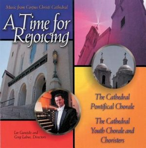 A Time for Rejoicing