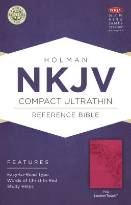Compact Ultrathin Reference Bible-NKJV