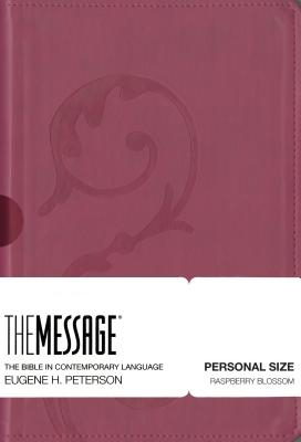 Message-MS-Personal Size Numbered: Bible in Contemporary Lanuage