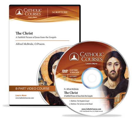 The Christ - DVD: A Faithful Picture of Jesus from the Gospels