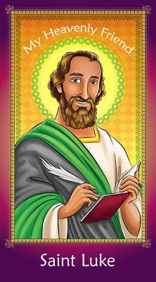 Prayer Card: Saint Luke