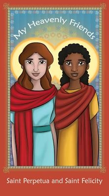 Prayer Card: Saints Perpetua & Felicity