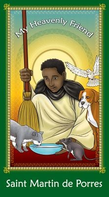 Prayer Card: St. Martin de Porres