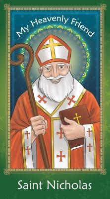 Prayer Card: Saint Nicholas