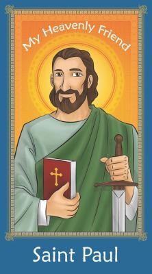 Prayer Card: Saint Paul
