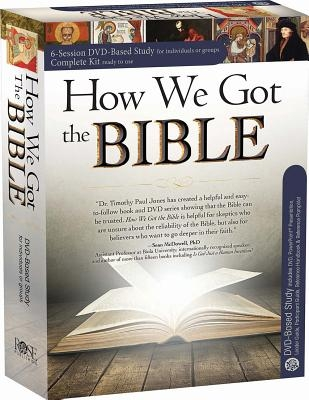 How We Got the Bible Complete Kit