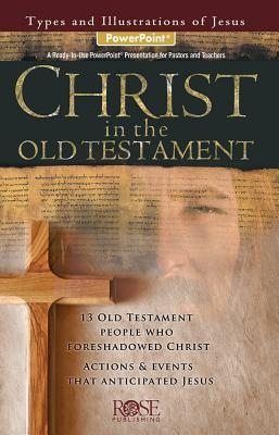 Ppt: Christ in the OT