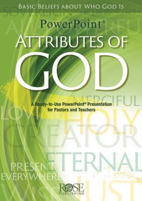 Ppt: Attributes of God