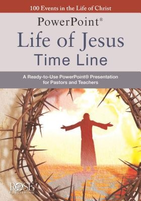 Ppt: Life of Jesus Time Line