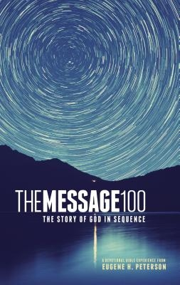 Message 100 Devotional Bible-MS: The Story of God in Sequence