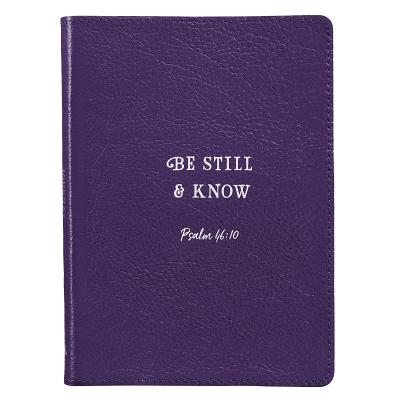 Journals Full Grain Genuine Leather Handy All Things Purple