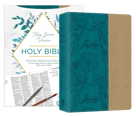 Personal Reflections KJV Bible with Prompts