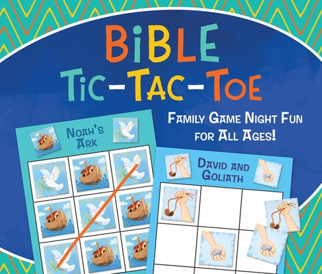Bible Tic-Tac-Toe: Family Game Night Fun for All Ages!