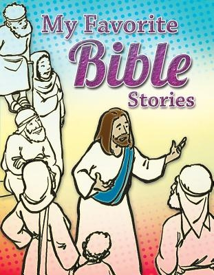 Kid/Fam Ministry Activity Books - Favorite Bible Stories - My Favorite Bible Stories (2-7)