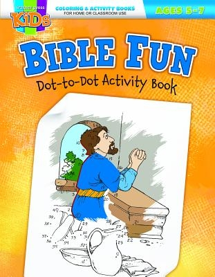 Bible Fun Dot-To-Dot (5-7)