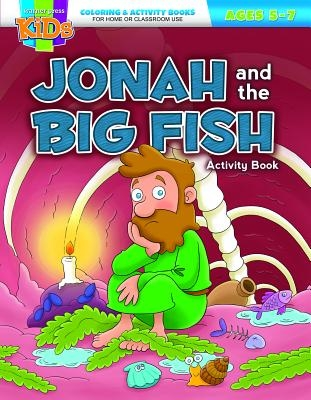 Jonah and the Big Fish (5-7)